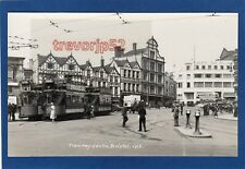 More details for tramway centre tram bristol rp pc unused z232