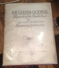 The Golden Octopus LEGENDS of the SOUTH SEAS Folklore LTD Edition HASTINGS 1928