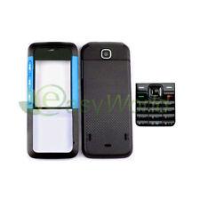New Full Housing Cover Case Cover + Keypad + Lens For Nokia 5310 Black Blue