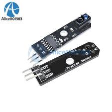 10pcs Tcrt5000 Ir Infrared Line Track Follower Sensor Obstacle Avoidanc Module