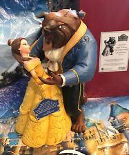 Disney Jim Shore Moonlight Waltz Beauty and the Beast Figurine 4049619 Belle New
