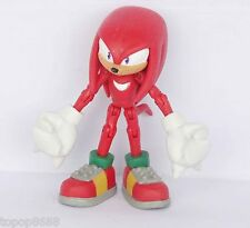 #Wz4~ Sonic The Hedgehog  KNUCKLES action Figures 3""