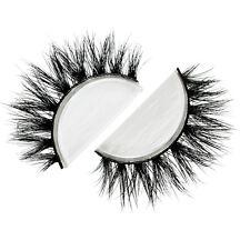 Siberian Real Mink Eyelashes Strip Lashes - MYKONOS (For Lilly)
