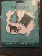 Disney Baloo Jungle Book Wisdom Collection March Pin Set 3/12 New & Sealed