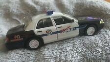 Road Champs City Of Mentor Police Diecast Vehicle 1:43 Scale