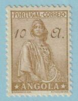 ANGOLA 261  MINT HINGED OG * NO FAULTS EXTRA FINE!