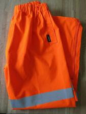 Orbit Gore-Tex Rhine Orange Hi Vis Over Trousers Railway Highway Foul Weather
