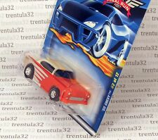 2001 Final Run series '55 Chevy 1955 w Real Riders HOT WHEELS