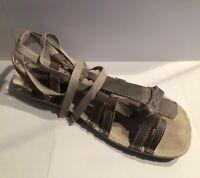 Sandali Donna/ragazza,numero 39,Ikks Shoes stringa piatta,colore Argent c,