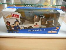 Majorette Majo Teams Kenworth Tow Truck Police in Blue/White in Box