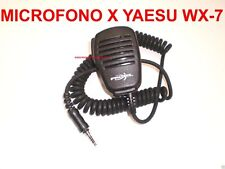 Microfono Altoparlante per Yaesu VX-7 PJD-3604-VX7 YAESU VX-7 VX-6