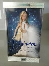 Barbie Diva Gone Platinum Collector Edition Doll ~ New ~ NRFB