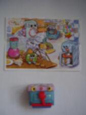 1 x Spielzeug Serie - Die Küche steht Kopf / Paolo Pizzafix - D + 1 BPZ von 2004