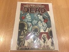 Image Comics The Walking Dead TPB Vol Volume #1 First Printing 1st Edition! GN