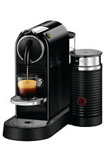 NEW Nespresso by Delonghi EN267BAE Citiz & Milk Capsule Coffee Machine: Black