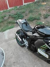 Hyosung GTR125 + GT125 Comet Inoxydable GP Pro Race Moto Échappement Peut pipe
