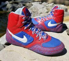 RARE Nike Greco Supreme RWB Wrestling Shoes Size 9 Women's