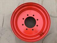 NEW 16.5X9.75X8 Skid Steer Wheel/Rim for Bobcat fits 12-16.5 - S220, S250, S300