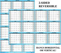 """2020 Large Wall Calendar 24"""" x  36"""", Wall Planner, Reversible, Yearly Planner"""
