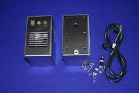 Grillmotor-Gehäuse aus Edelstahl für 1,1- 1,2- 1,5 -2,1-3,3 - 5 U