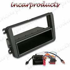 Skoda Fabia CD Radio / Stereo Facia / Fascia Adaptor Plate Fitting Kit