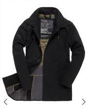 Genuine Superdry British Design Off Jermyn Street Peacoat Light Trench Jacket