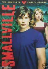 Smallville ~ Complete 4th Fourth Season 4 Four ~ BRAND NEW 6-DISC DVD SET