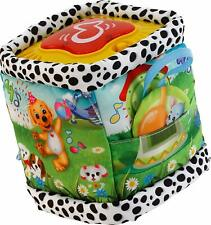 ZiusToys, Toddler and Baby Musical Toys Cube, Educational Toys for 6 Months