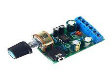 DC 1.8-12V TDA2822M Amplificateur 2.0 canaux audio stéréo AMP board Chip 41 B