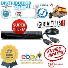 DISTRIBUIDOR AUTORIZADO VIARK SAT - NUEVO QVIART UNIC+ WIFI+CABLE HDMI+MRW 24H