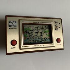 Vintage Nintendo Parachute Game & Watch
