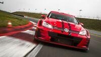 """2018 Volkswagen Golf GTI TCR CAR Auto Art Silk Wall Poster Print 24x36"""""""