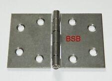 1 St. Scharnier  Edelstahl  50x75x1,2mm   DIN17440