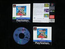 JEU Sony PLAYSTATION PS1 PS2 : THEME PARK WORLD (complet, envoi suivi)