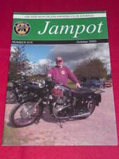 JAMPOT - AJS & MATCHLESS - Oct 2003 # 615