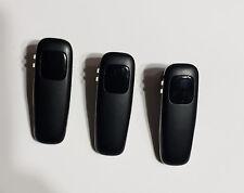 Black Plantronics M70 Wireless Bluetooth Headset - No Power - Bulk Lot of 3