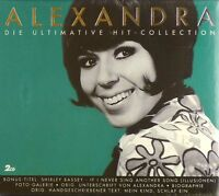 2x CD - Alexandra  - Die Ultimative Hit-Collection - Neu - #A3263