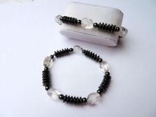 Modeschmuck-Armbänder im Magnetarmband-Stil mit Hämatit Dehnbare