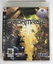 PS3 Stormrise (2009), UK Pal, Brand New & Factory Sealed