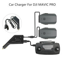 Intelligent Car Charger Adapter 3 In 1attery Charger For DJI Mavic Pro Drone B