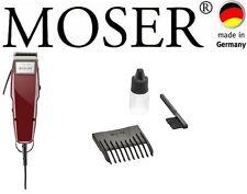 MOSER professionali per capelli Clipper prodotto in Germania NUOVO
