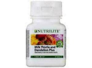 Amway Nutrilite Milk Thistle and Dandelion Plus - ( 60 N tablets)