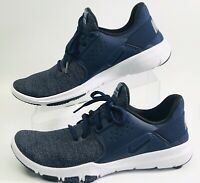 Nike Flex Control 3 Men's Training Shoes Navy/White AJ5911-400 US Size 10 NEW