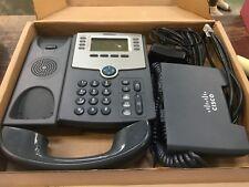 Cisco Small Business SPA 508G Téléphone VoIP - Argent/Gris