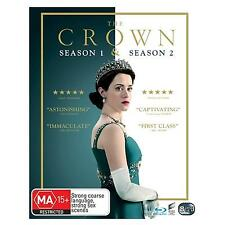 da427fb27870db The Crown Season 1   2 R4 DVD in Stock Now