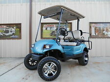 2015 Custom Yamaha Drive GAS Golf Cart 4 SEATER!!! WARRANTY Ezgo,Club Car