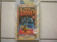 The Lamp (The Outing! Klauen Des Todes! Horror! Tom Daly Rare GB VHS Video 1992)