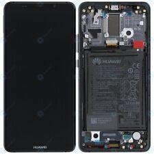 GENUINE HUAWEI MATE 10 PRO 02351RVN GREY FRAME LCD SCREEN DISPLAY SERVICE PACK