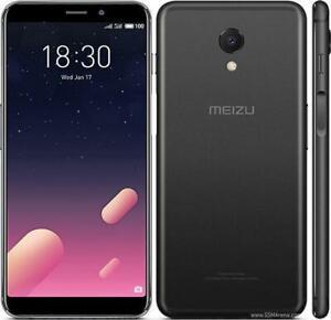 BRAND NEW SEALED MEIZU M6S (M712H) 64GB BLACK DUAL SIM UNLOCKED