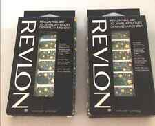 Pack Of 2 Revlon Nail Art- Denim & Diamonds 3D Jewel Appliqué, 05 Star Studded